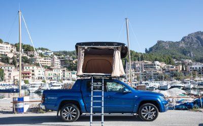 Prenez la route des vacances en tente Hussarde !